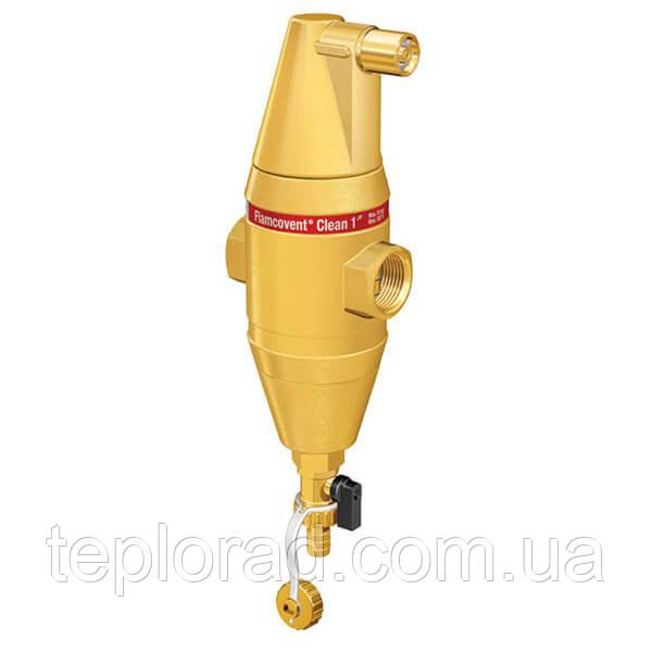 Сепаратор воздуха и шлама Flamcovent Clean 3/4 (28681)