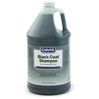 Шампунь Davis Black Coat Shampoo (для черной шерсти собак, концентрат 1:10), 3.8л