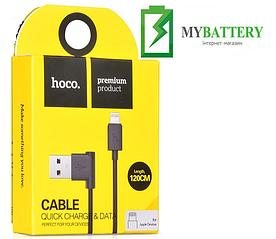 USB кабель Hoco UPL11 iPhone (1200mm), черный