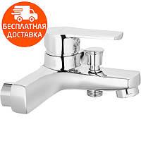 Смеситель для ванны Invena Verso BW-82-001 хром, фото 1