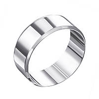 Обручальное серебряное кольцо 000133406 000133406 22 размер