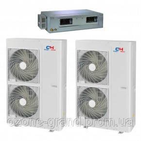 Канальный высоконапорный инверторный кондиционер GREE CH-IBD40NM*