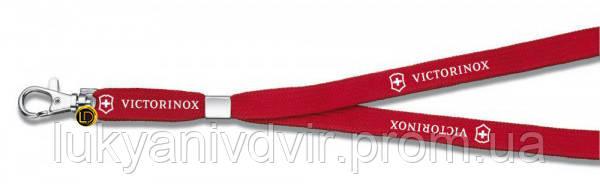 Шнурок на шею с карабином Victorinox, фото 2