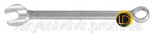 Ключ комбинированный 13мм Yato САТИН, фото 2