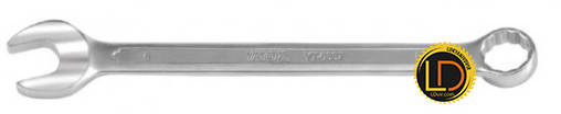 Ключ комбинированный Yato 22мм САТИН, фото 2