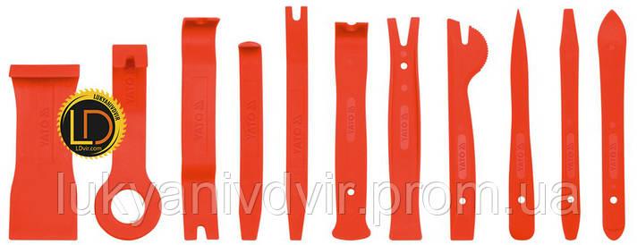 Набор съемников для обшивки Yato 11пр., фото 2