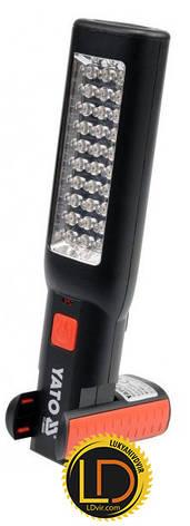 Фонарь Yato 30+7 LED, фото 2