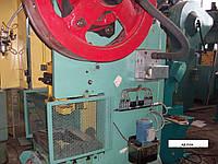 Пресс кривошипный КД2124, фото 1