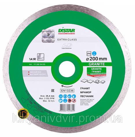 Алмазный диск Distar 1A1R 250x1,6x10x25,4 Granite, фото 2