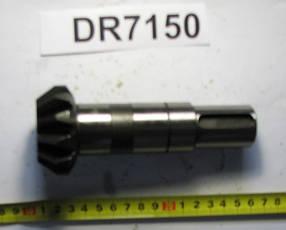 DR7150, Вал-шестерня Z=12 редуктора раздаточного