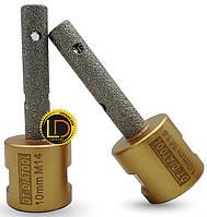 Коронка алмазная для расширения отверстий M14 DiaTool 10мм