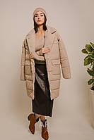 Удоиненная женская курточка (разные цвета)