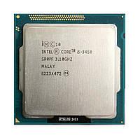 Процессор Intel Core i5 3450 (4×3.10GHz/6Mb/s1155) БУ