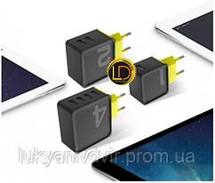 Зарядное устройство ROCK 1USB. 1.0A