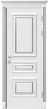 Дверь межкомнатная Rodos Siena Rossi ПГ, фото 3