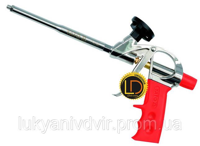 Пистолет для монтажной пены Yato, фото 2