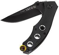 Нож складной Yato YT-76051