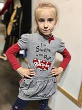 Детское платье для девочки Artigli Италия А03790