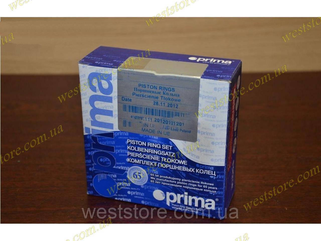 Кольца поршневые Москвич 2140,412 ф 85.5 Prima  (К4-2000-050)