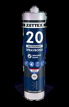 Полимер Zettex Spraybond MS Polymer 20 Серый, 290 мл (497113)