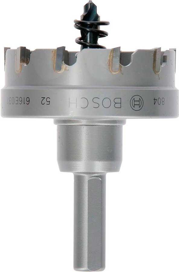 Коронка Bosch Precision for Sheet Metal, 52 мм (2608594153)