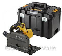 Аккумуляторная погружная пила DeWALT XR FLEXVOLT DCS520NT