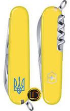 Складной нож Victorinox SPARTAN UKRAINE 1.3603.8R1