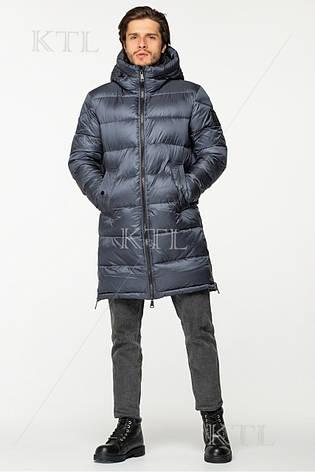 Куртка мужская VIVACANA 69AW901М графитовая, фото 2