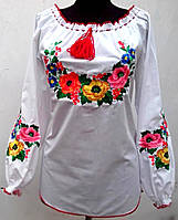 Вышиванка женская длинный рукав , фото 1