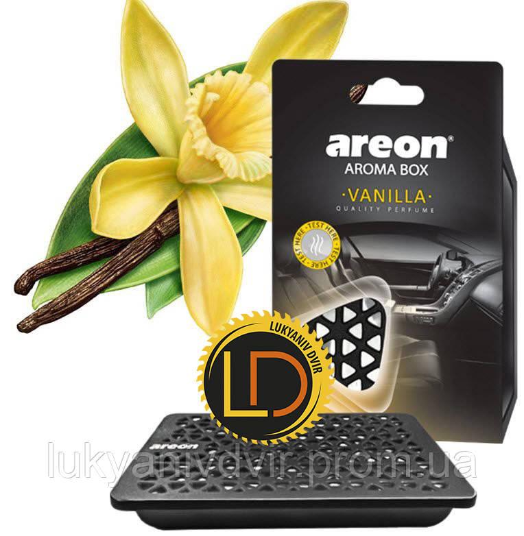 Освежитель воздуха AREON AROMA BOX VANILLA