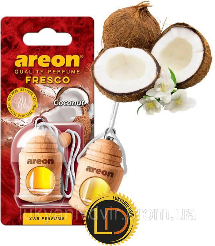 Освежитель воздуха AREON FRESCO COCONUT
