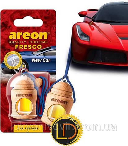 Освежитель воздуха AREON FRESCO NEW CAR, фото 2