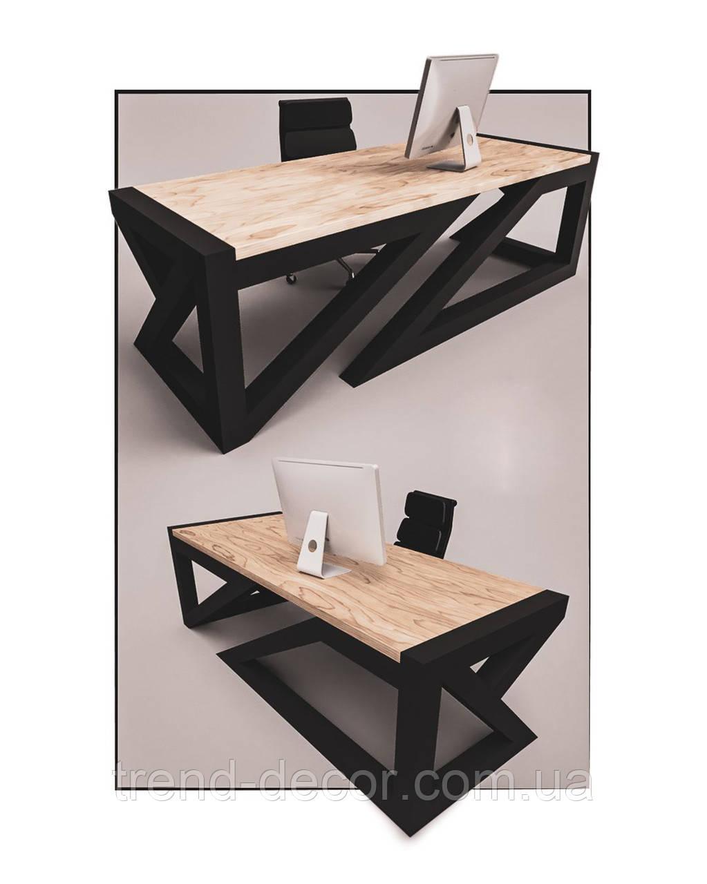 Офисный стол руководителя OS 022.