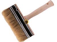 Кисть-макловица, деревянная ручка 30х70 мм