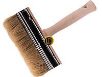 Кисть-макловица, деревянная ручка 50х150 мм