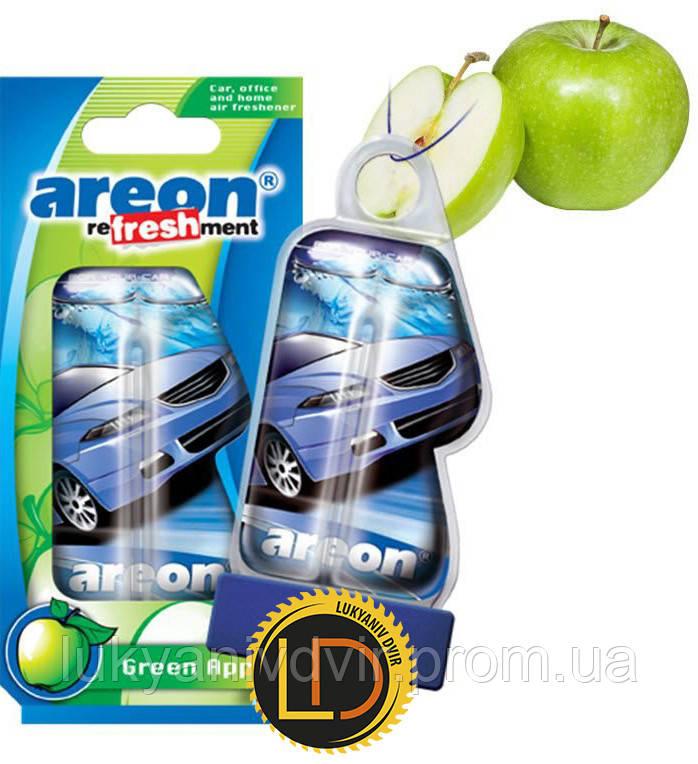 Освежитель воздуха AREON LIQUID GREEN APPLE