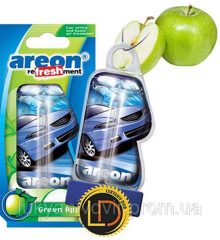 Освежитель воздуха AREON LIQUID GREEN APPLE, фото 2