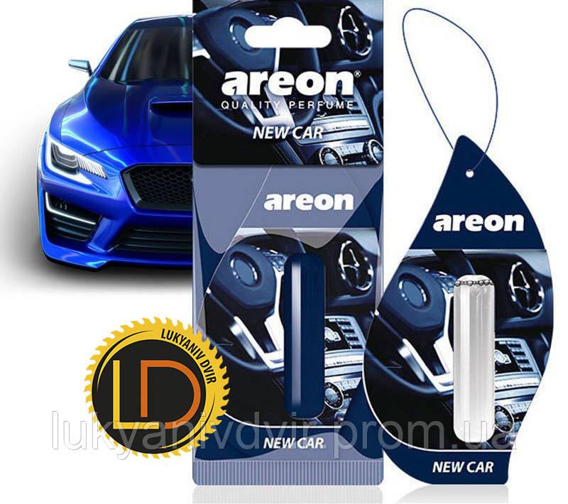 Освежитель воздуха AREON MON LIQUID 5ml NEW CAR