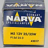 """Мотолампа """"NARVA"""" M5 (12V)(35/35W), фото 5"""