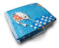 🔝Двуспальная электропростынь Electric Blanket (150x120 см, 86 W) простынь с подогревом, электроодеяло | 🎁%🚚