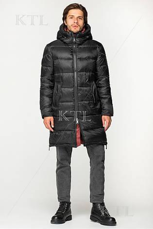 Куртка мужская VIVACANA 69AW901М черная, фото 2