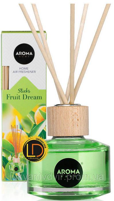 Аромотизатор Aroma Home Sticks-Fruit Dream