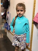 Детские юбки для девочки Pezzo D'oro Италия K4013 Мультиколор 134