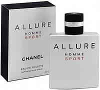 Allure Homme Sport Chanel  (Алюр Хом Спорт Шанель)  100мл