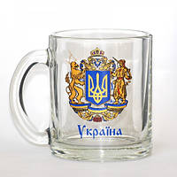 "Кружка Чайная ""Символ Украины"" 300Мл, фото 1"