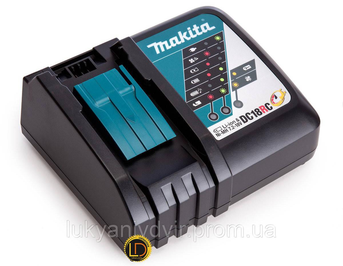 Зарядное устройство Makita DC18RC 18V