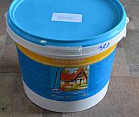 Краска латексная для крыш (шифер, оцинковка), минеральных, металлических и деревянных поверхностей 3,5 кг