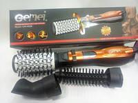 Фен для волос 3 в 1 Gemei GM-4828 1000W