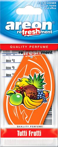 Сухий листочок Mon Classic (Літачок) Tutti-Frutti (10шт) ароматизатор Areon-VIP