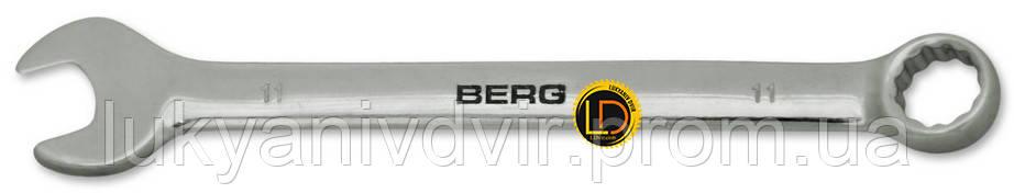 Ключ комбинированный Berg 21мм